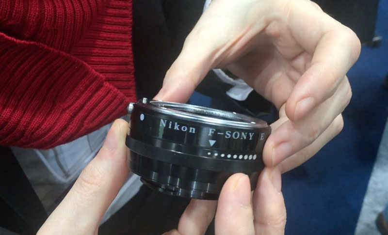 As well as for a wide range of Mount Adapters designed to use contemporary mirrorless cameras with old lenses. Among these a new face appeared, as Kenko presented the new Mount Adapter for Nikon F mount lenses.