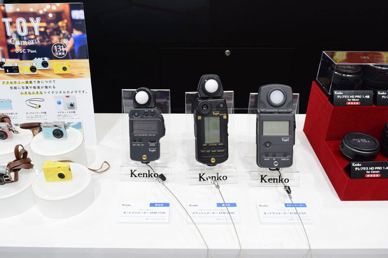 Kenko light and color meters